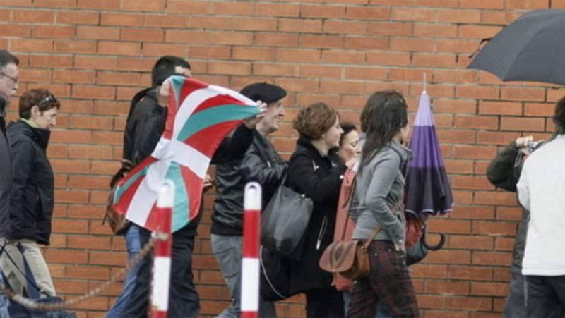 La Fiscalía de la Audiencia Nacional no ve delito en el acto del colectivo de presos de ETA