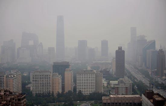 China busca a la desesperada reducir la contaminación - RTVE.es