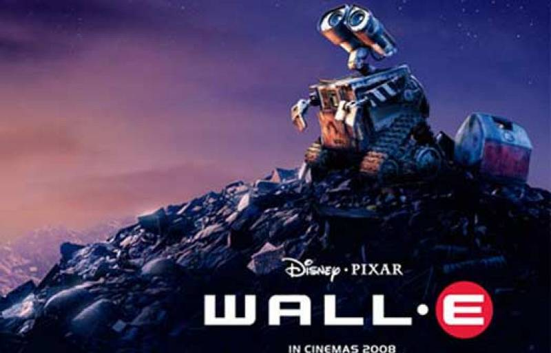 Trailer de Wall-E, la última película de Pixar