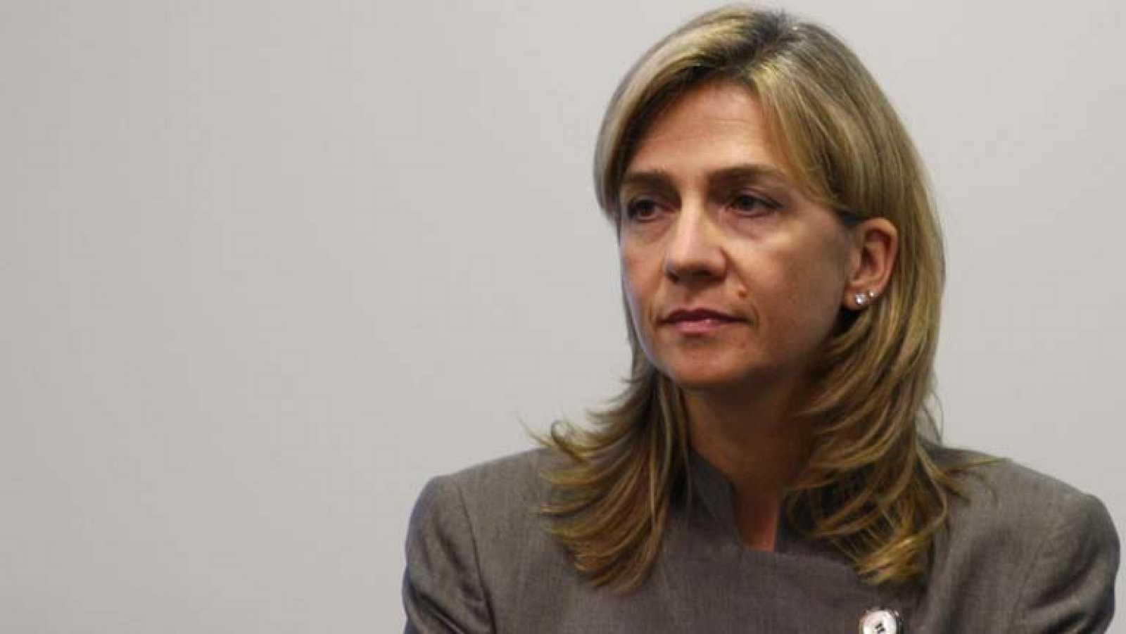Los abogados de la infanta Cristina preparan el recurso contra su imputación
