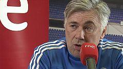 "Ancelotti, ""a la guerra por Casillas"""