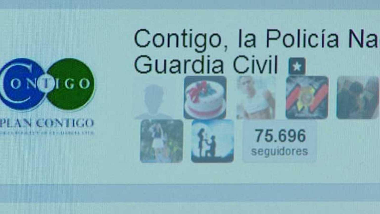 La policía detiene en Estepona a un presunto acosador a través de Internet