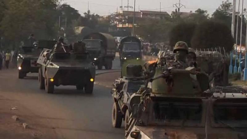 Un año del primer ataque francés contra los islamistas de Mali
