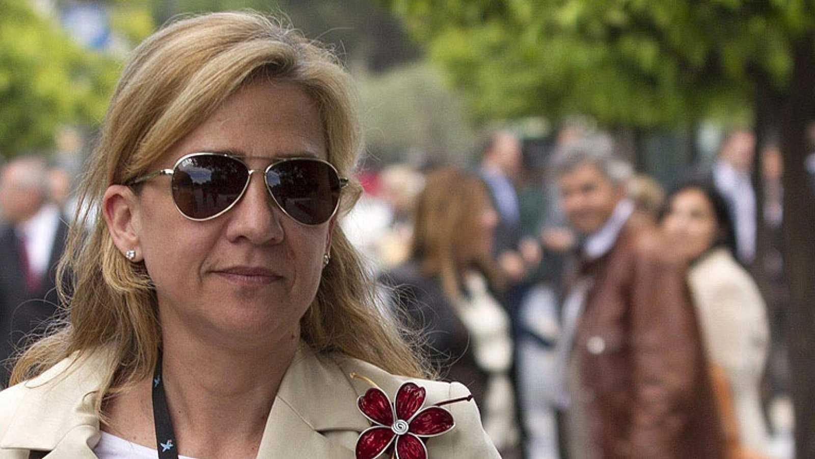 El juez Castro adelanta la declaración de la infanta Cristina al 8 de febrero