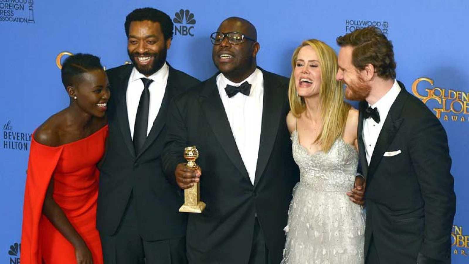 Arranca la temporada de premios en Estados Unidos con los Globos de Oro