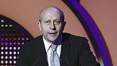 El discurso de José Ignacio Wert durante la gala de entrega de los Premios Forqué