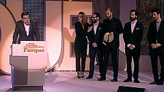 'La herida', Premio José María Forqué a la mejor película
