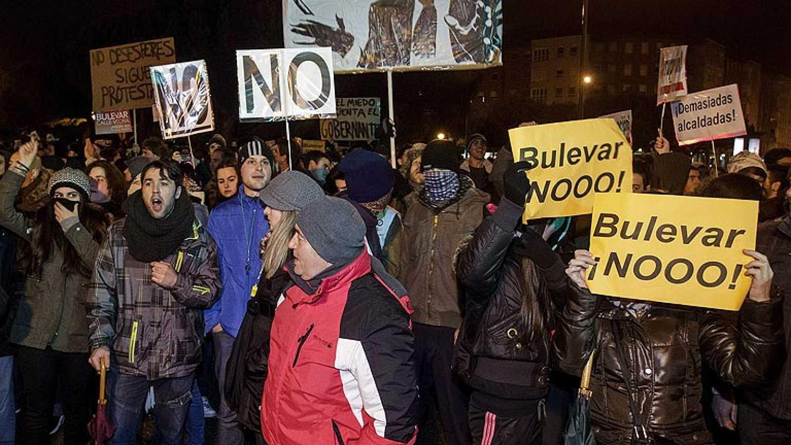 El alcalde de Burgos paraliza las obras de Gamonal por las protestas y buscará el diálogo