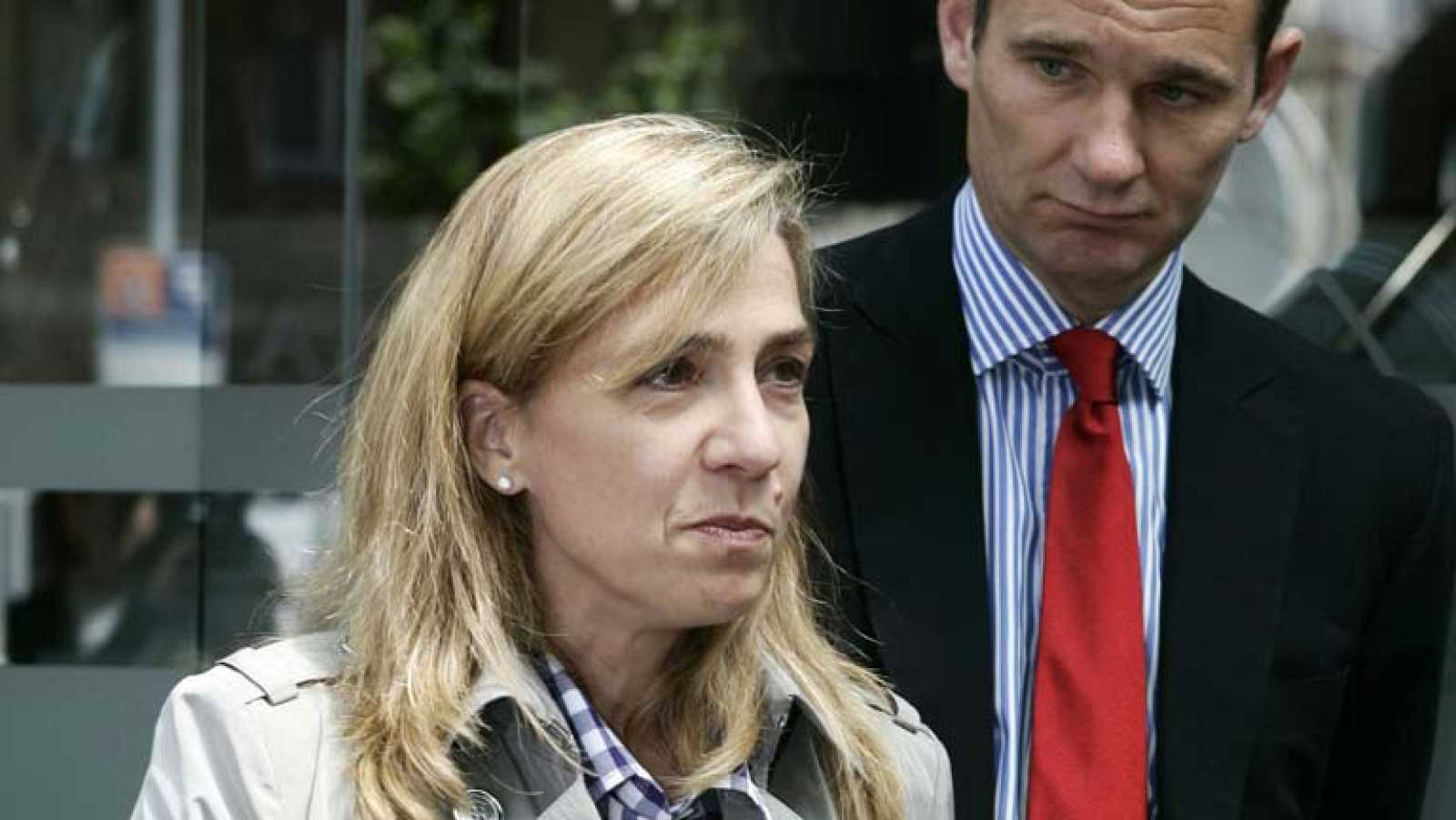El fiscal Pedro Horrach opina sobre la declaración de la infanta Cristina