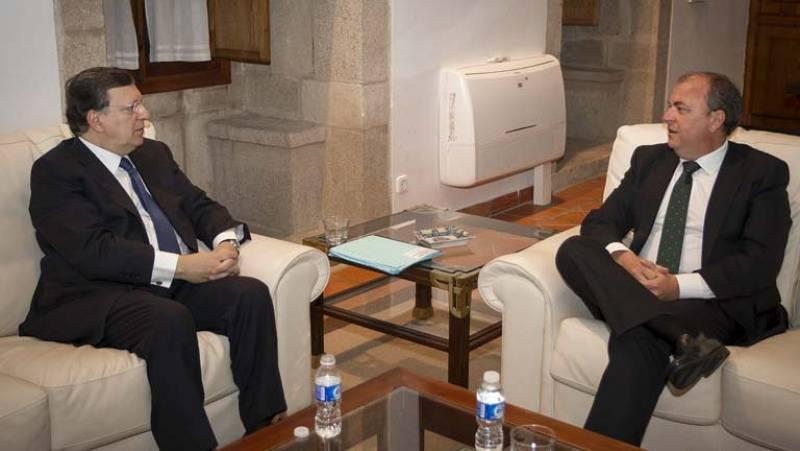 Reconocimiento a Durao Barroso por su trayectoria en favor de Europa