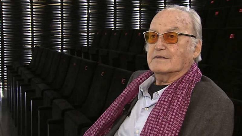 Gil Parrondo, 93 años y dos Óscars no son suficientes
