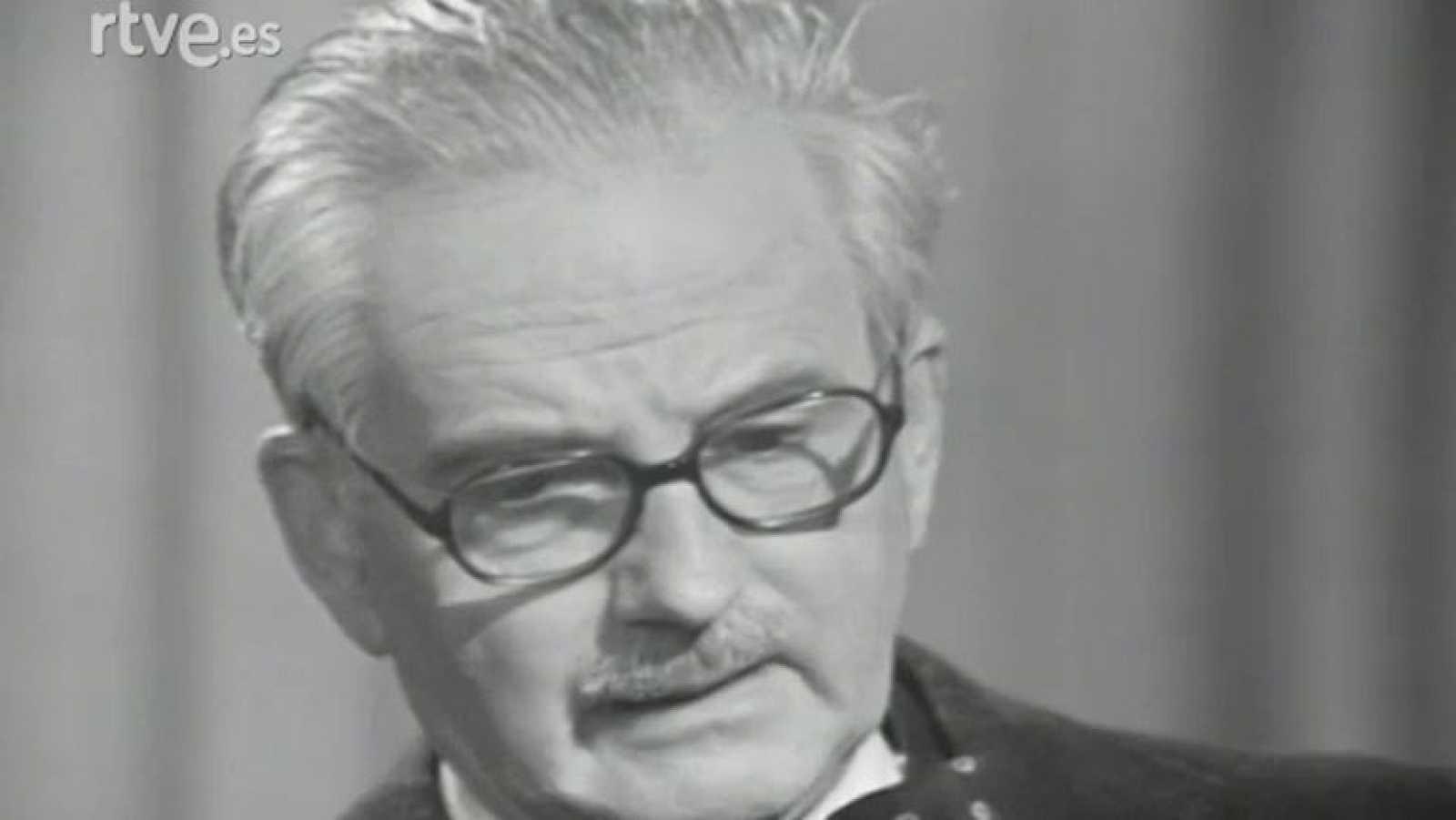 Julio Caro Baroja en 'A fondo'