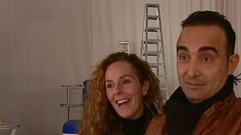 Entre Todos - Toñi anima a Fidel Albiac a pedirle matrimonio a Rocío Carrasco