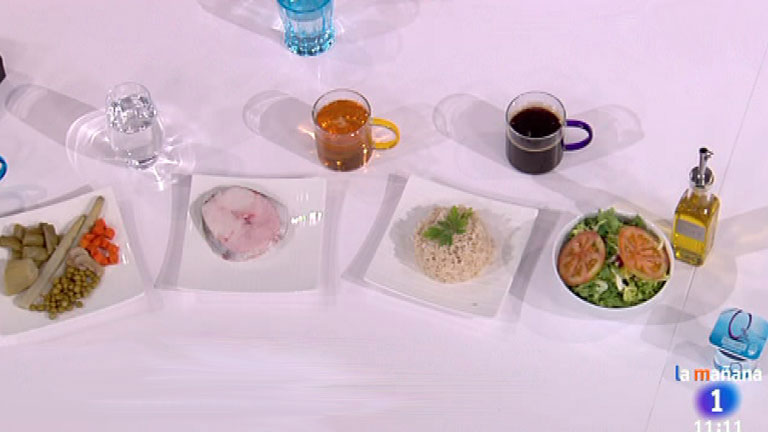 La dieta de arroz integral