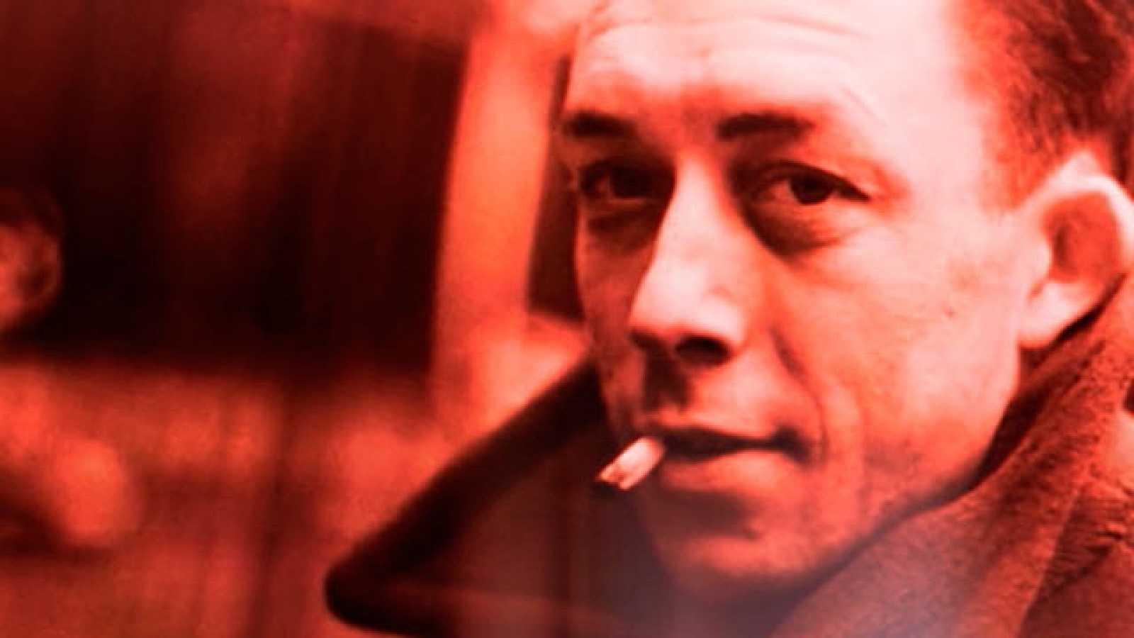 """Albert Camus. """"El Hombre rebelde""""."""