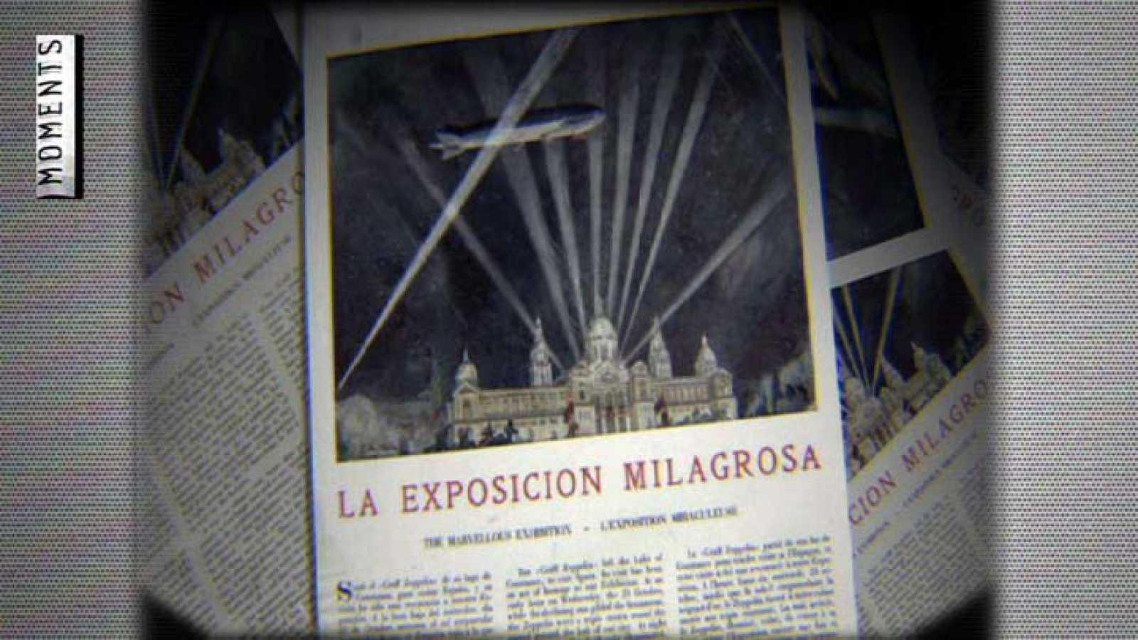 """Moments - """"L'Exposició de 1929"""""""