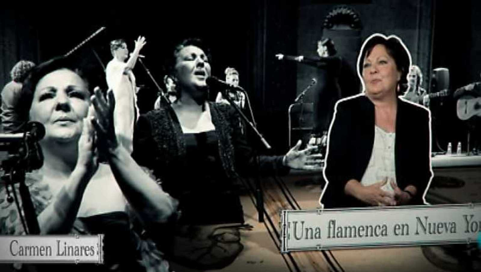 Capitulares - Carmen Linares - ver ahora