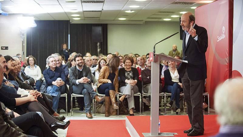 Rubalcaba cuestiona que el Gobierno hable de recuperación