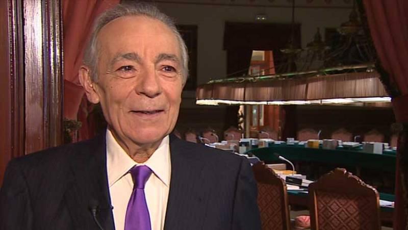 José Luis Gómez, nuevo miembro de la Real Academia de la Lengua
