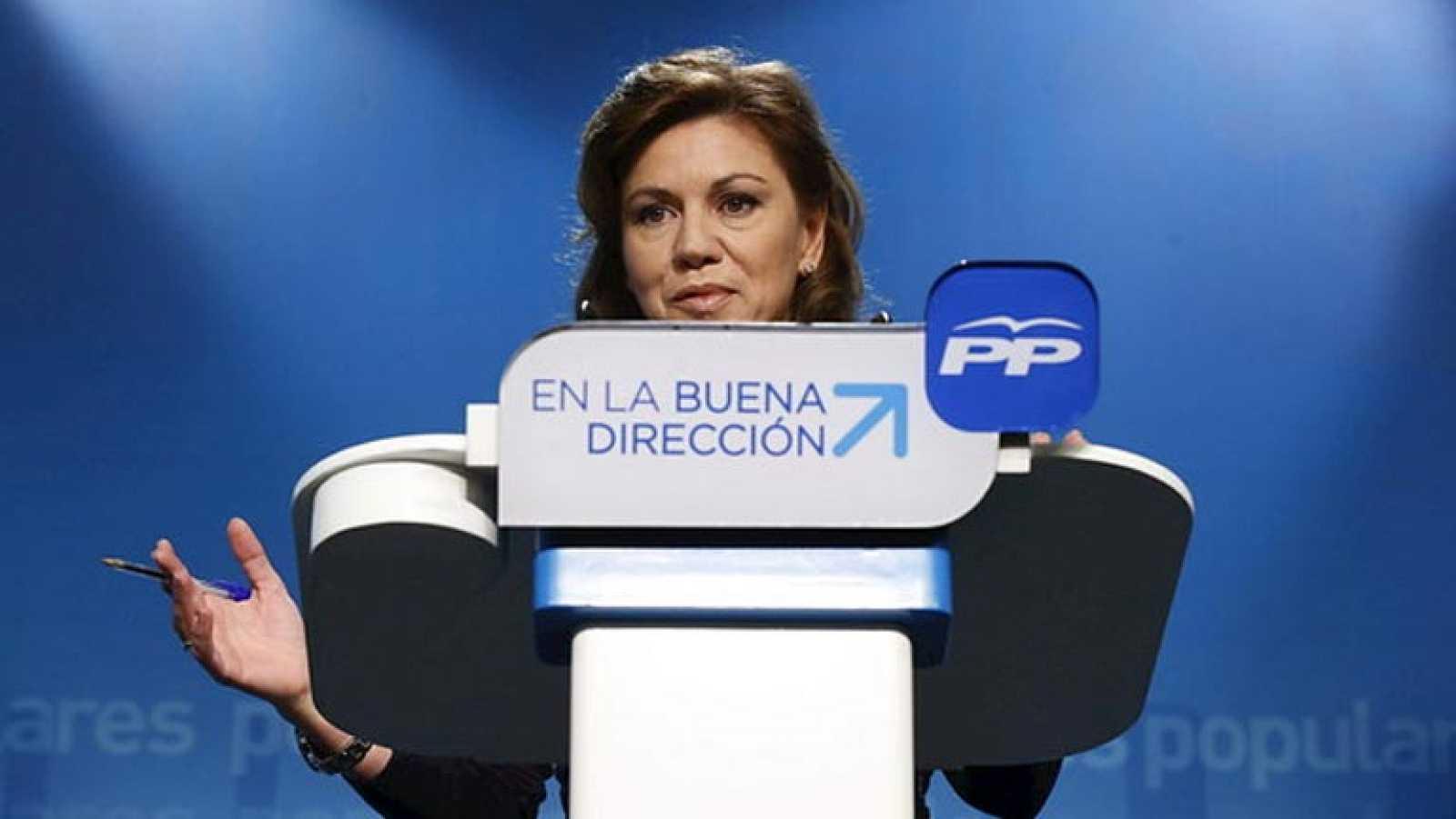 Comisiones Obreras aporta nueva documentación a la denuncia contra el marido de Mª Dolores de Cospedal