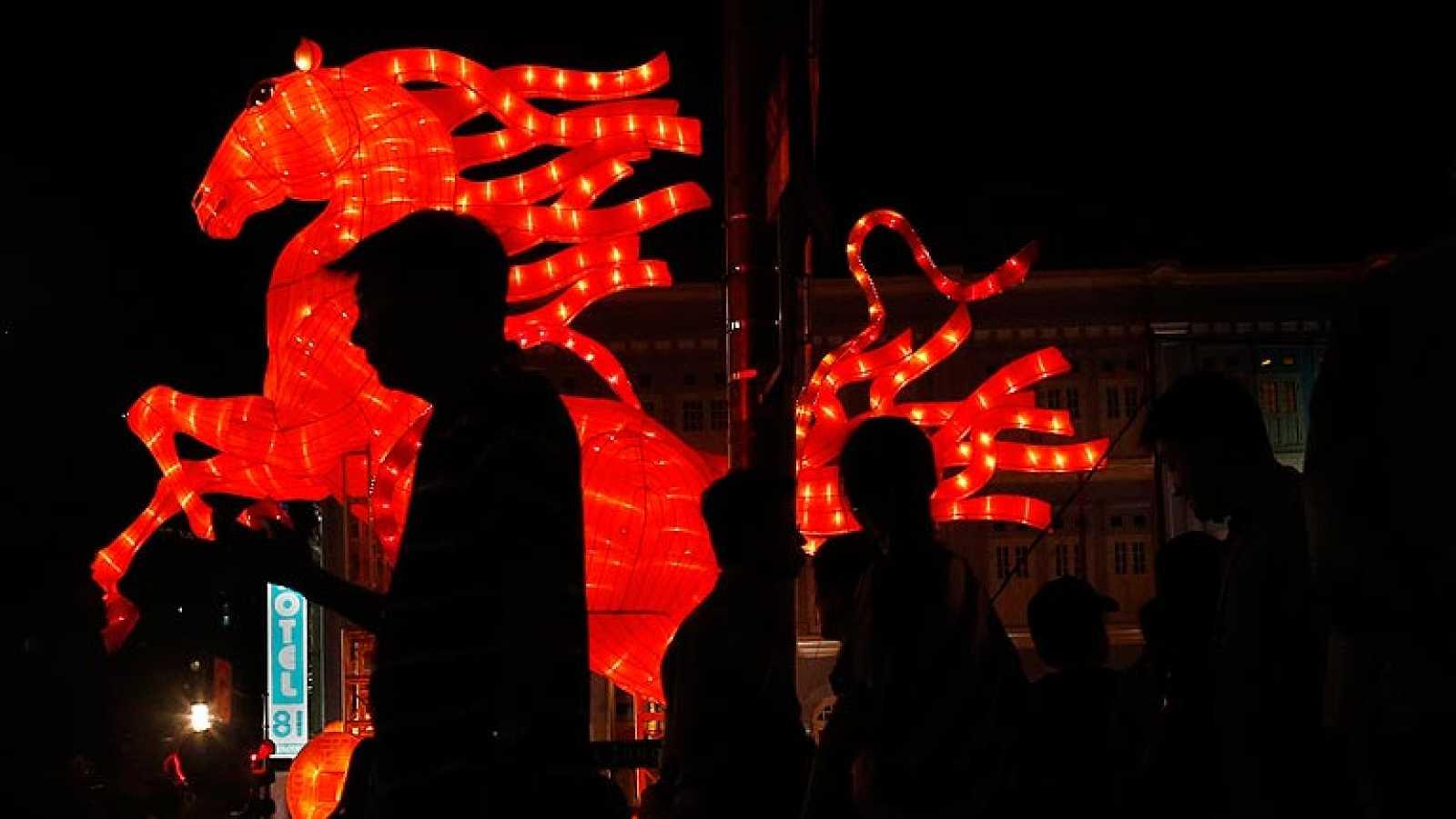 China celebra la llegada del Año del Caballo