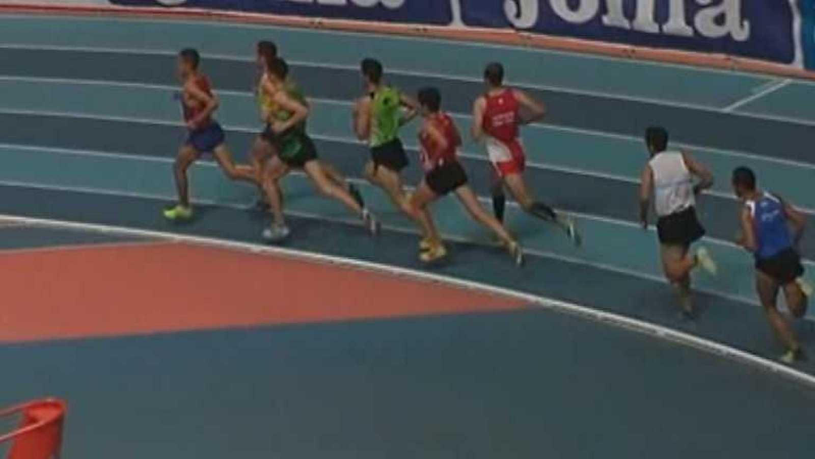 Atletismo - Copa del Rey y la Reina en pista cubierta - Ver ahora