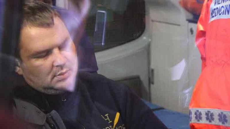 El opositor ucraniano Bulatov llega a Lituania para recibir atención médica