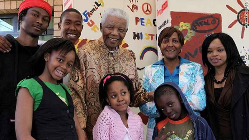 Mandela deja una herencia valorada en más de tres millones de euros