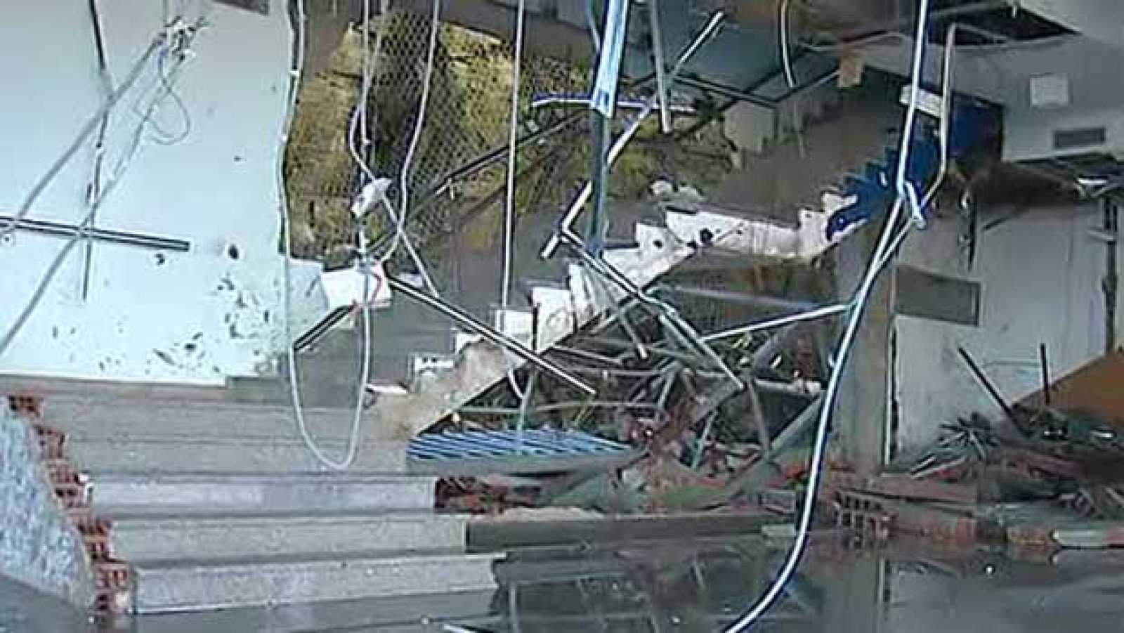 Arrasado el Museo del Calamar en Luarca