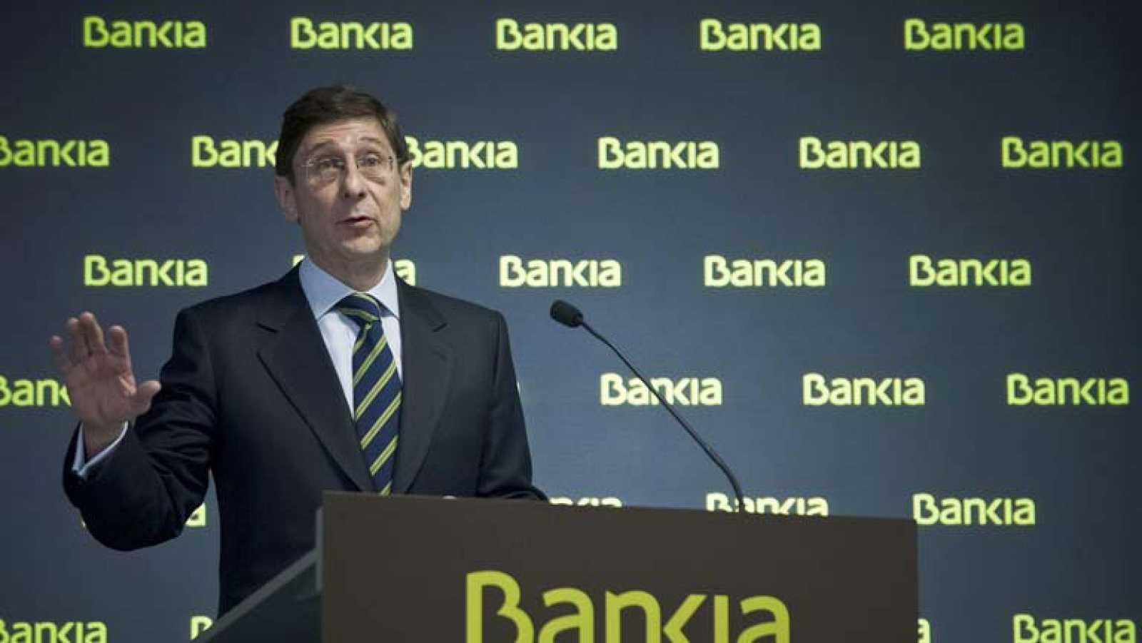 El grupo BFA-Bankia ganó el año pasado 818 millones