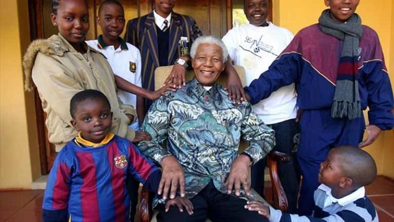Nelson Mandela deja una herencia de tres millones de euros