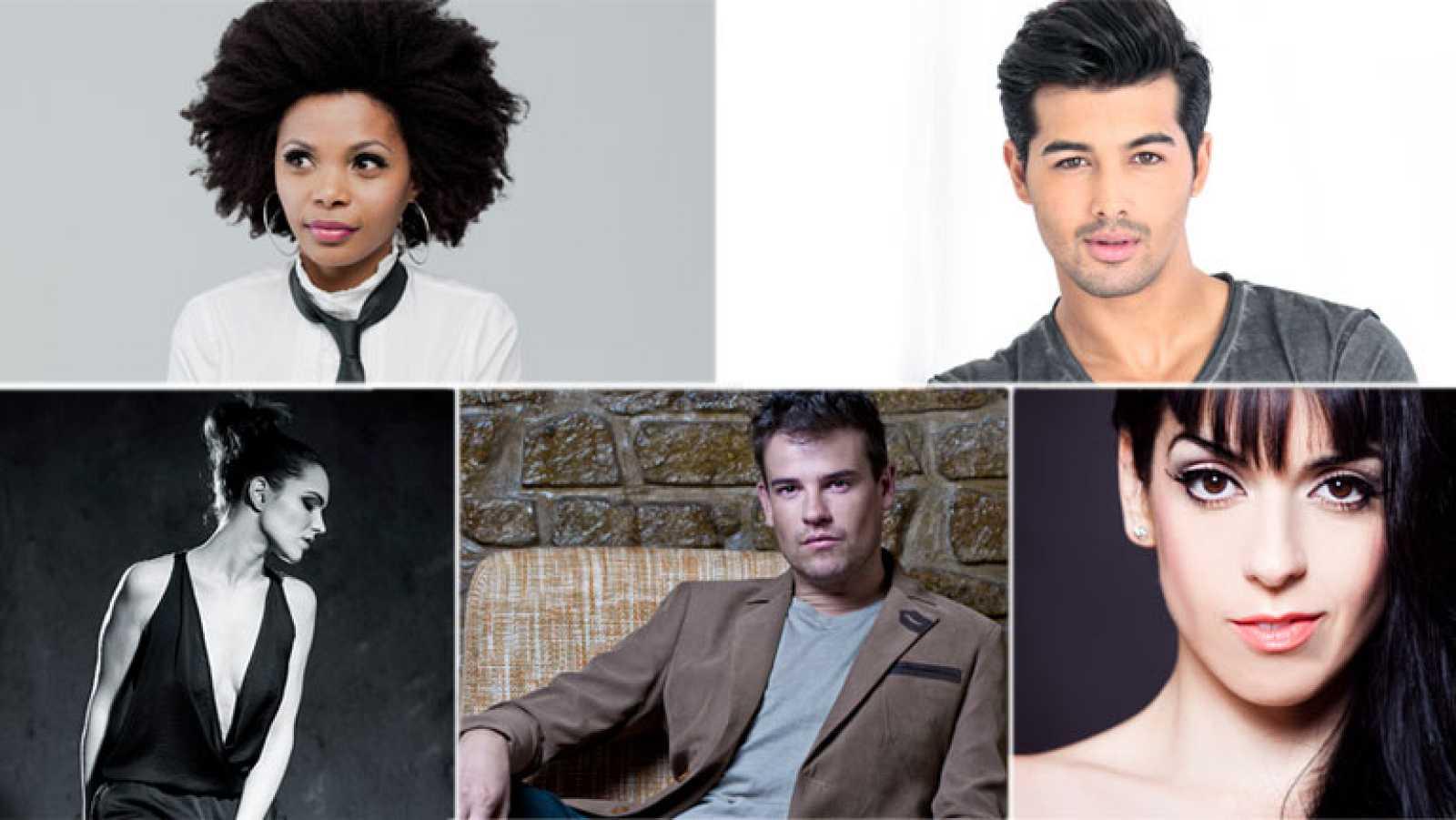 Eurovisión 2014 - Escucha las cinco canciones de los aspirantes para Eurovisión 2014