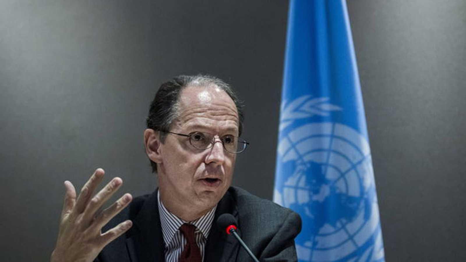 El relator de la ONU critica que el Estado no enjuicie los crímenes del franquismo