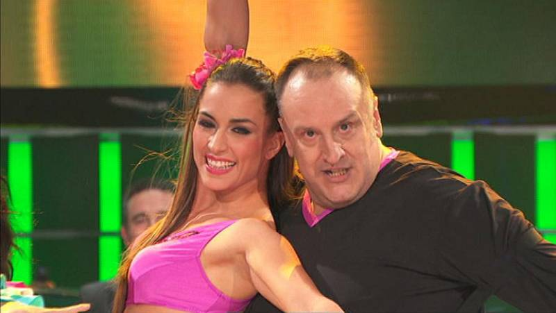 Mira quién baila - Fernando Albizu baila samba