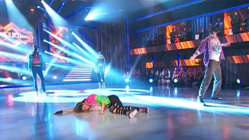 Mira quién baila - Felipe López se mueve como Lasy Gaga