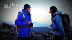 Cumbres - Edurne Pasabán y Kiko Veneno ascienden a la cumbre más alta de la península, el Mulhacén