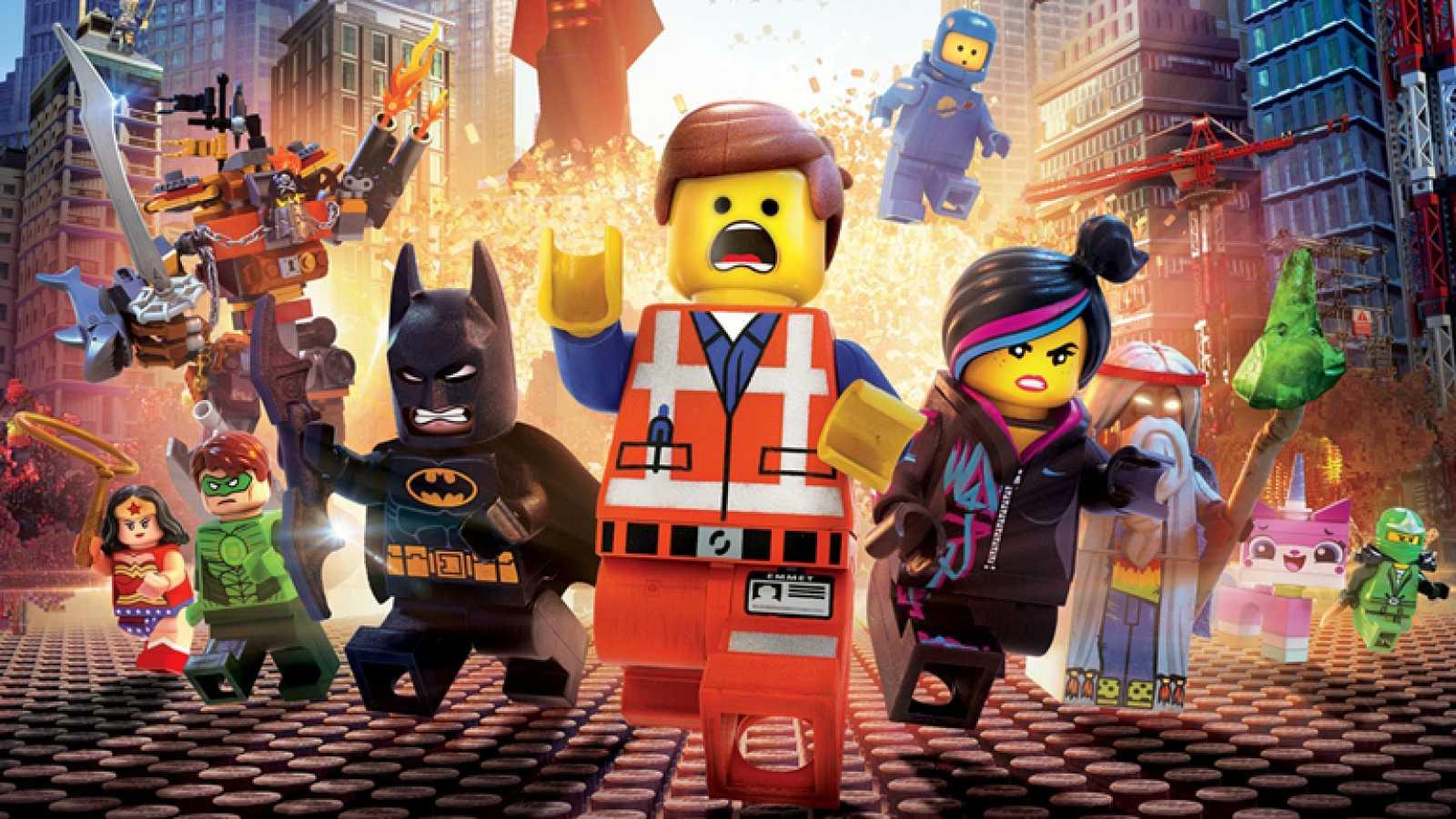 Tráiler de 'La Lego película'