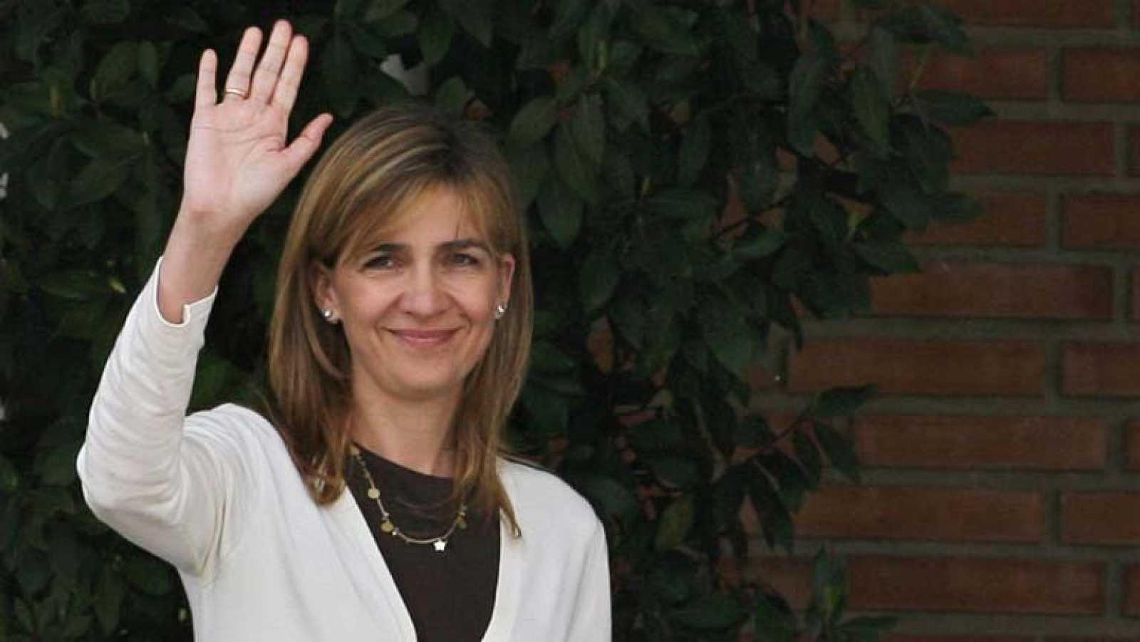 El fiscal pedirá responsabilidad civil de 600.000 euros a la infanta Cristina