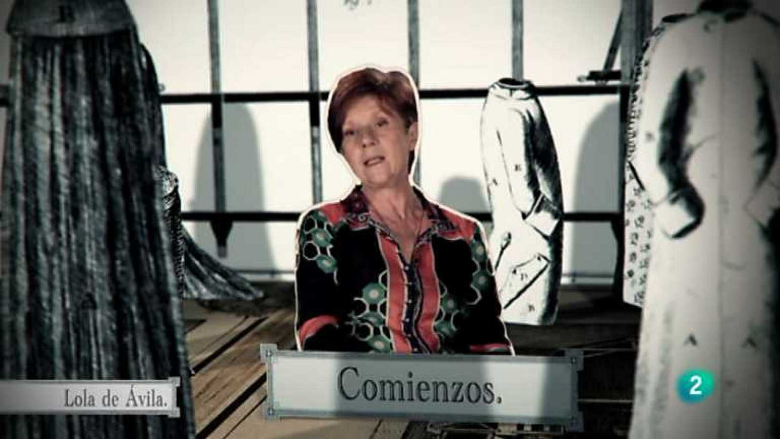 Capitulares - Lola de Ávila - ver ahora