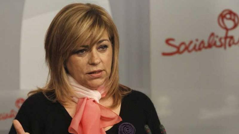 Elena Valenciano será la cabeza de lista de los socialistas en elecciones europeas