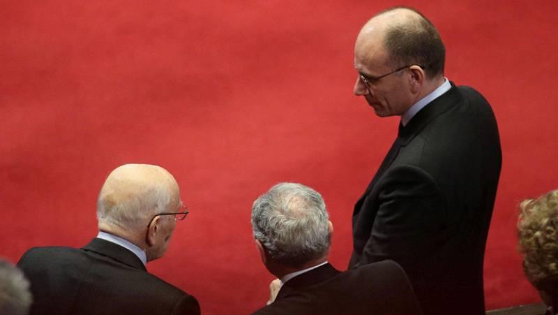 La bicefalia Letta-Renzi en el Partido Democrático es, cada vez más abiertamente, un duelo