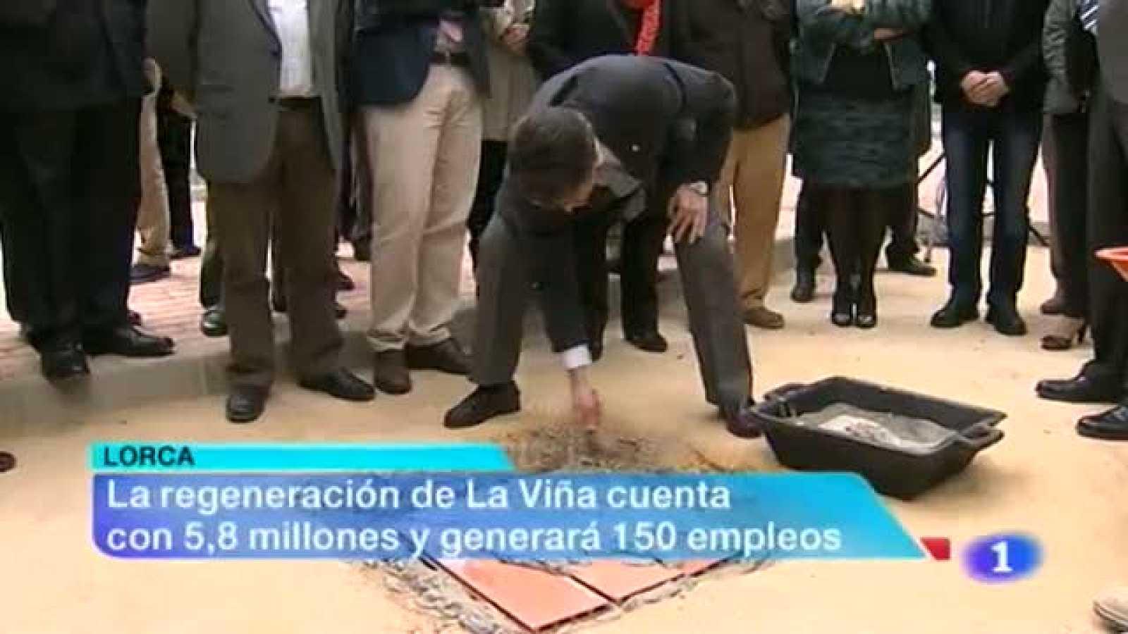 Noticias Murcia.(11/02/2014)