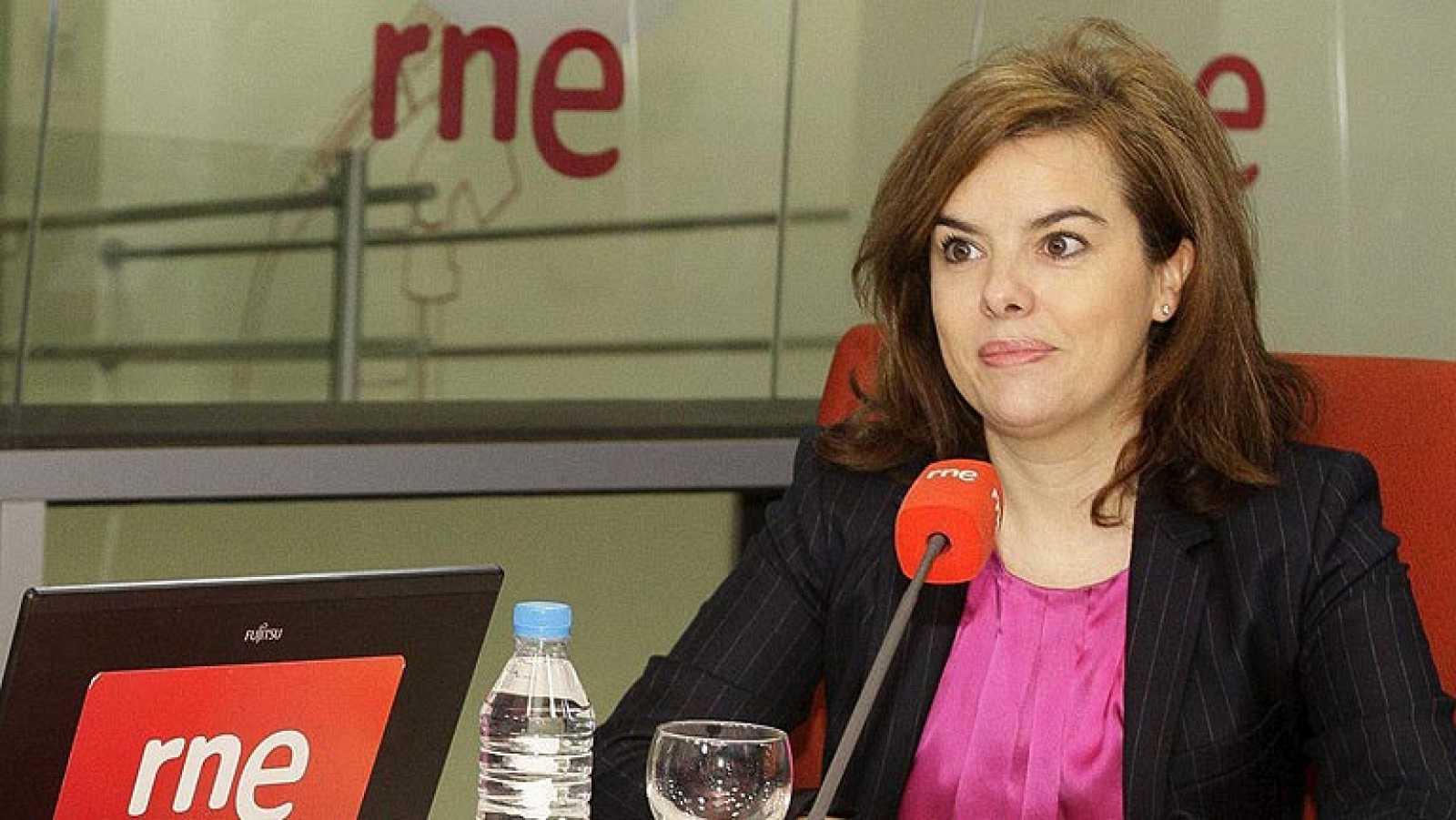 Soraya afirma que Artur Mas se encuentra en un `Callejón sin salida¿