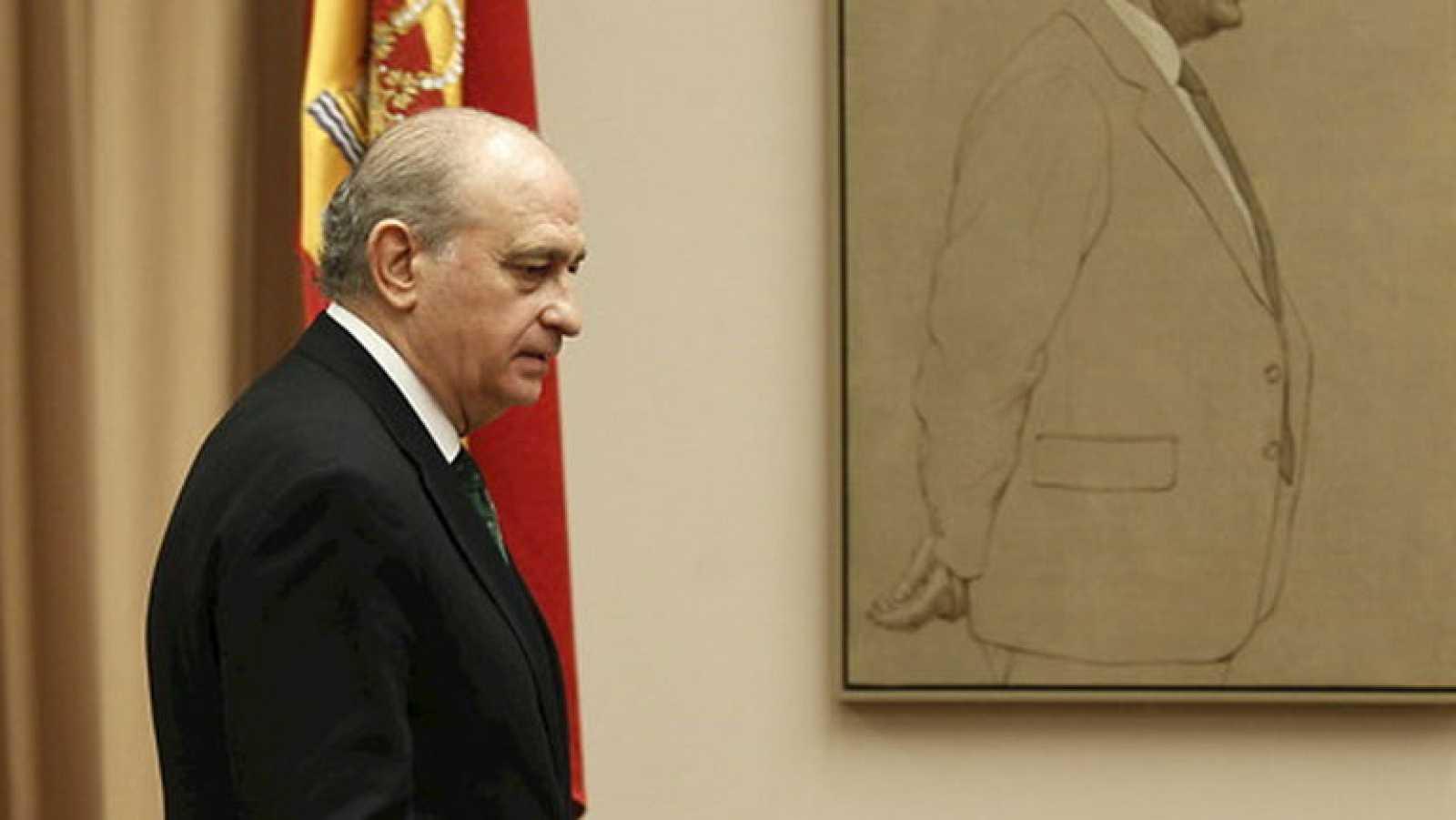 Interior sale al paso de las acusaciones en el incidente de la frontera de Ceuta