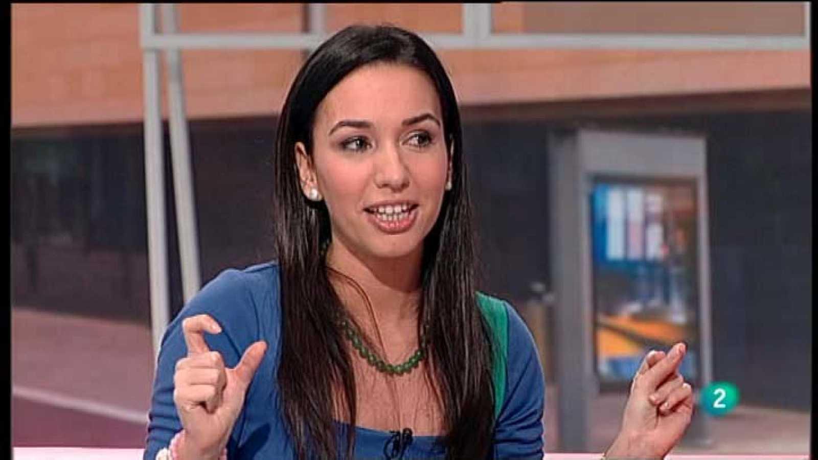 Para Todos La 2 -  Entrevista María Graciani, Premio Joven Elocuente a la Mejor Comunicadora