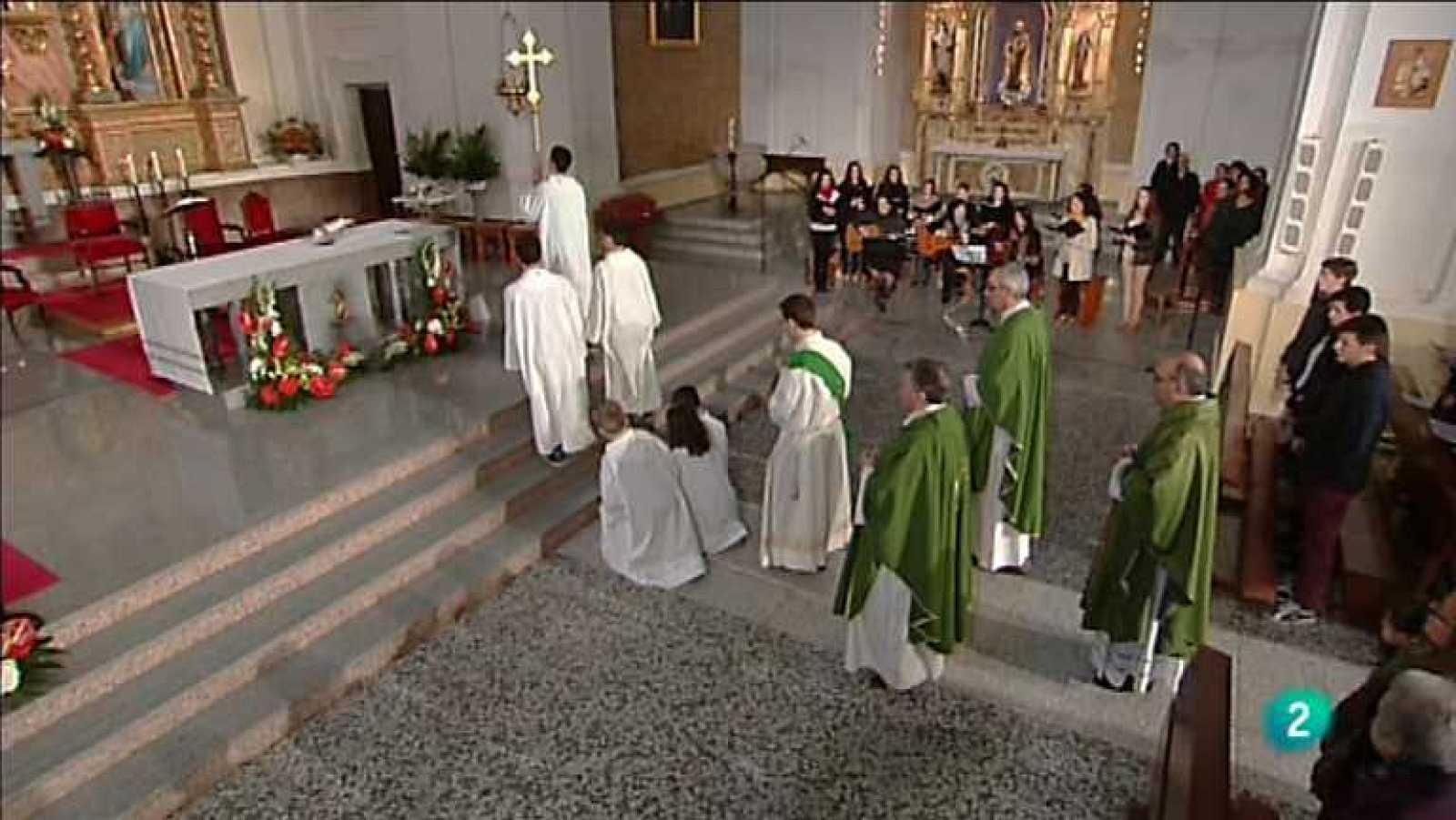 El día del Señor - Iglesia de Santa Ana - ver ahora