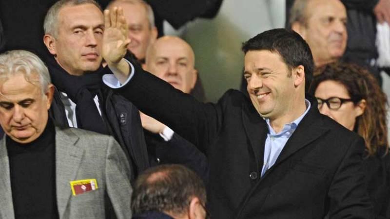 Matteo Renzi escribe su programa de gobierno y prepara su equipo ministerial