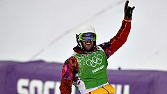 La mala suerte deja a Lucas Eguibar fuera de la lucha por las medallas en Sochi