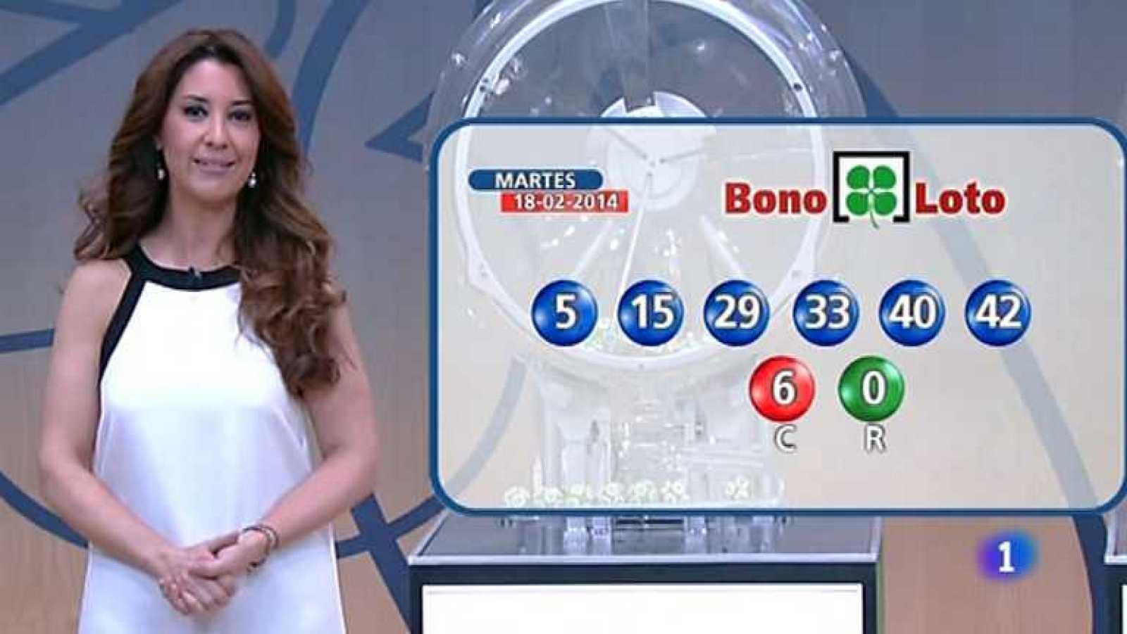 Bonoloto + Euromillones - 18/02/14 - Ver ahora