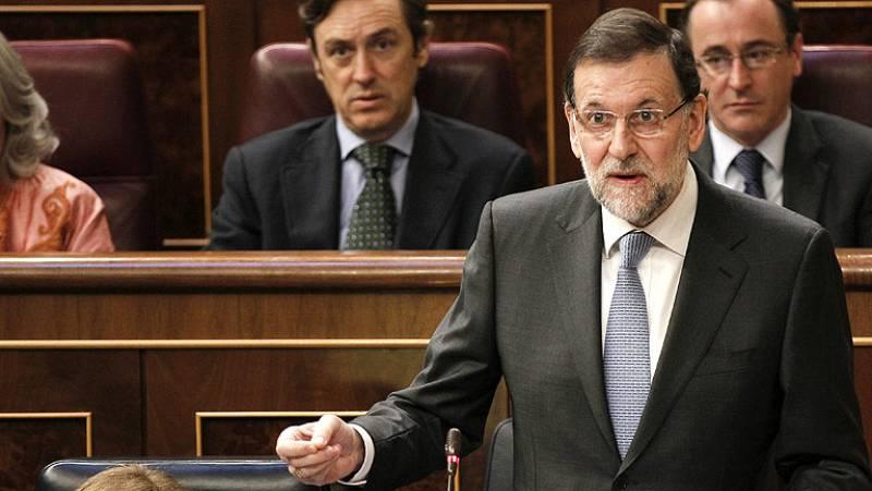 """Rajoy defiende la reforma del aborto porque es la ley del 85 """"con algunas modificaciones"""""""